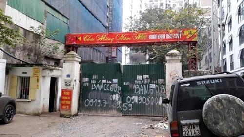 Soi sai pham chong chat tai du an My Son Tower-Hinh-2