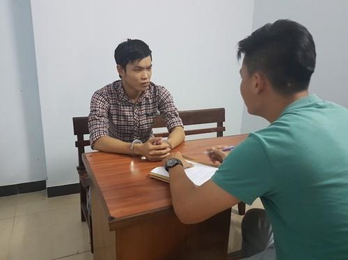 "Cuop tiem vang o Da Nang: ""Soc"" voi loi khai cua nghi pham"