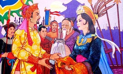 """Tham cung bi su"" chuyen len ngoi cua vua Le Dai Hanh"