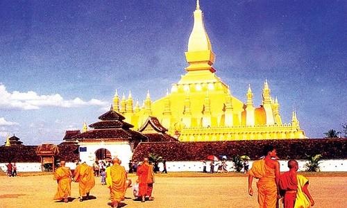 Dac sac le hoi That Luang cua Lao
