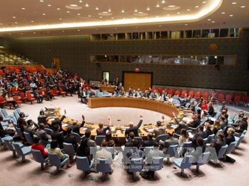 HDBA LHQ thong qua nghi quyet ve vu khi  hoa hoc Syria