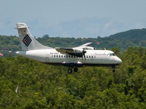 Indonesia: Tim thay manh vo cua may bay ATR42-300 roi