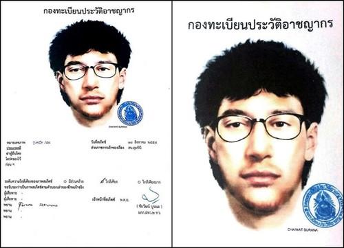 """Dau vet Uighur"" trong vu danh bom o Bangkok"