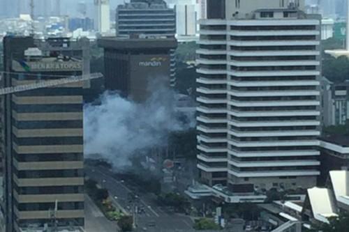 Khong co nguoi Viet thuong vong trong vu no o Jakarta