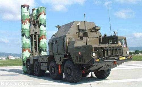 Ten lua phong khong do Iran che tao hon S-300 Nga?