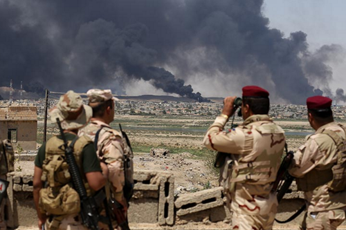 He lo ke hoach giai phong Mosul tu tay IS
