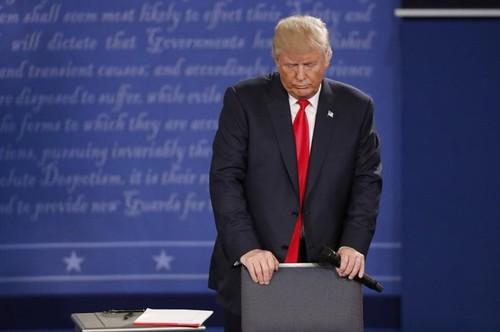 Ba Clinton thang cuoc tranh luan thu 2 voi ong Trump-Hinh-2
