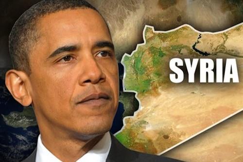 Can thiep quan su vao Syria co phuc vu loi ich My?