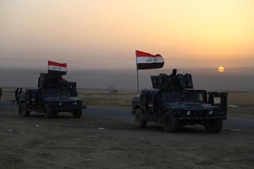 """Chien dich giai phong Mosul: """"Chua danh da loan"""""""