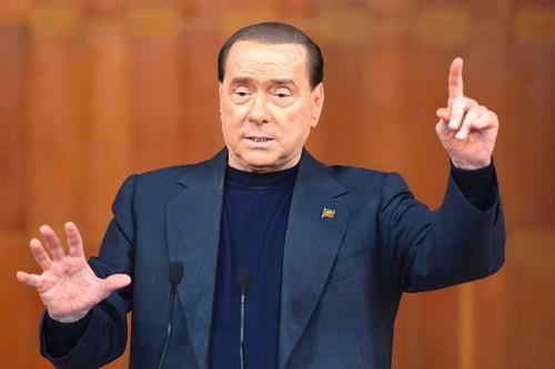 Net giong kho tin giua ong Trump va cuu Thu tuong Berlusconi