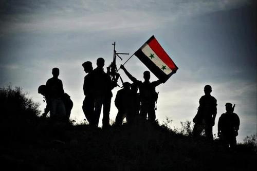 Quan doi Syria giai phong Dong Aleppo trong vong 48 gio toi?