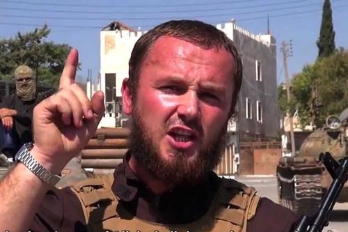 Mot thu linh cung 400 phien quan IS da vao chau Au