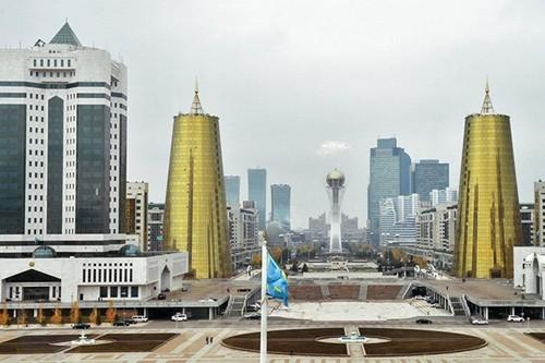 Doi thoai lien Syria tai Astana: Day ray chong gai