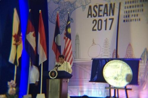 Philippines dam nhan cuong vi Chu tich luan phien ASEAN
