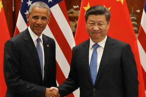 Di san cua Tong thong Obama o Chau A