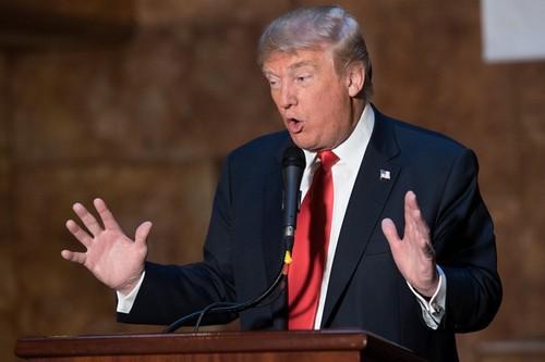 Bon diem nong toan cau cho doi ong Trump trong nam 2017