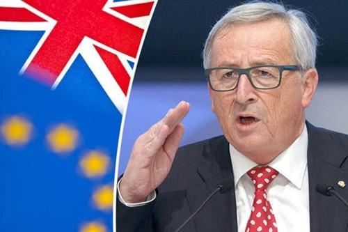 Chu tich EC canh bao nguy co EU sup do
