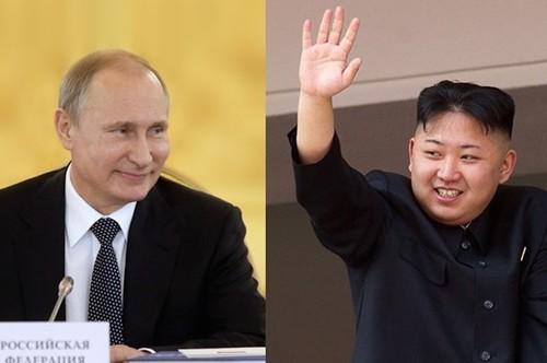 Chia khoa giai quyet van de Trieu Tien nam o Nga?