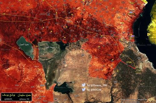 Quan doi Syria diet hang nghin phien quan IS o dong Aleppo-Hinh-2