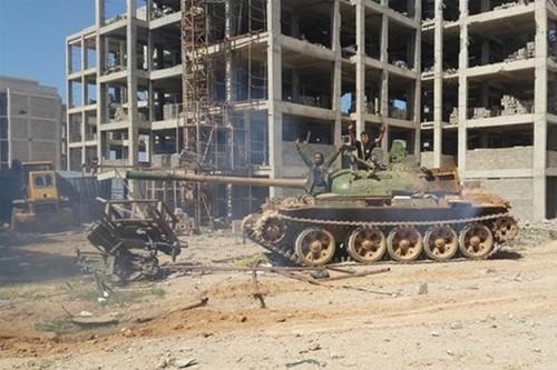 Libya: Xung dot tai Tripoli, gan 160 nguoi thuong vong