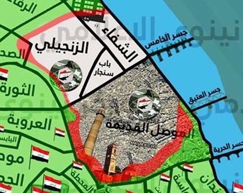 Quan doi Iraq tien danh khu vuc cuoi cung o Tay Mosul-Hinh-2