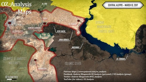 Quan doi Syria thang nhu che tre o phia dong Aleppo-Hinh-2