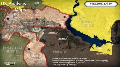Quan doi Syria thang nhu che tre o phia dong Aleppo-Hinh-3