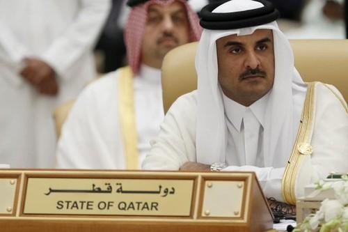 Cac nuoc Arap cat dut quan he ngoai giao voi Qatar vi Iran