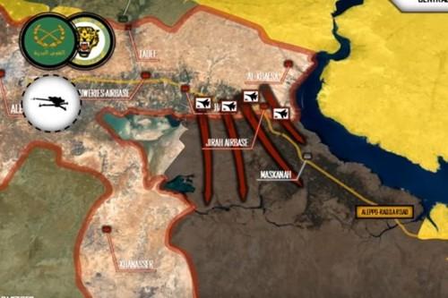 Quan doi Syria danh duoi phien quan IS khoi tinh Aleppo-Hinh-2