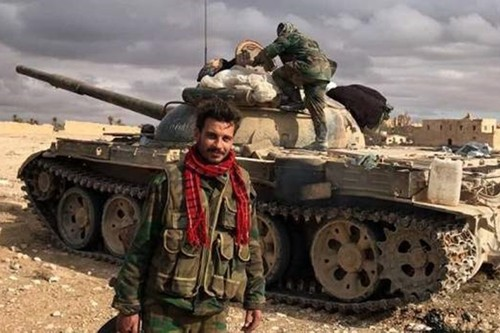 Quan doi Syria danh duoi phien quan IS khoi tinh Aleppo