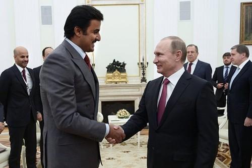 Vi sao Nga tich cuc hoa giai giua cac nuoc GCC va Qatar?