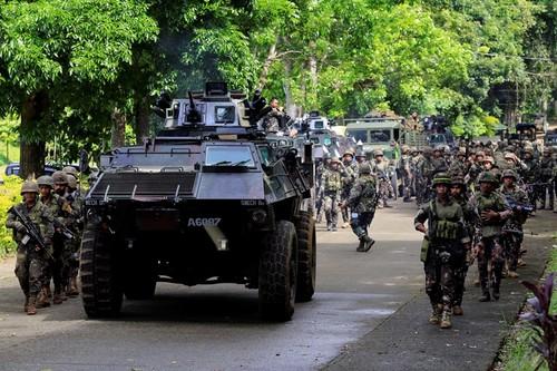 Hai thu linh nhom khung bo Maute bi tieu diet o Marawi?