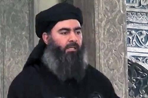 Dai truyen hinh Syria: Thu linh IS Baghdadi chet bom o Raqqa