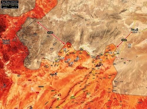 Phien quan IS thua lieng xieng tren chien truong Syria-Hinh-2