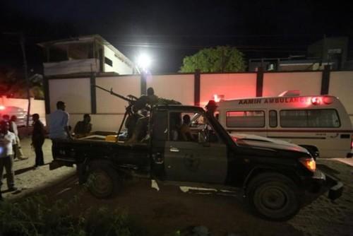 Gan 20 nguoi chet trong vu tan cong khung bo o Mogadishu