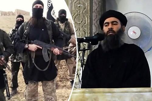 Phien quan IS hoang loan khi nghe tin Al-Baghdadi chet