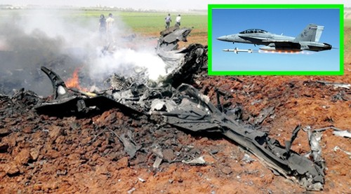 My ban ha may bay Su-22 cua Syria: Nhung dieu can biet