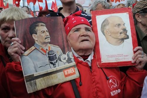 Nguoi Nga bau Stalin lam nhan vat lich su xuat sac nhat