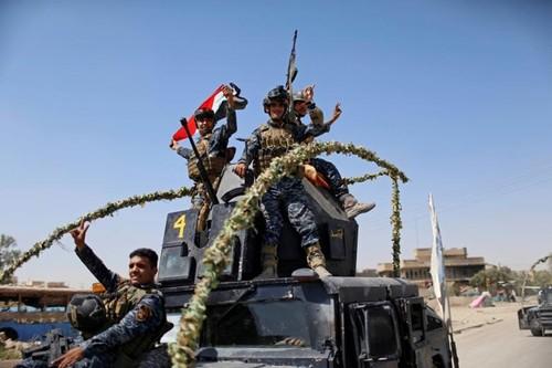 Iraq va Syria se ra sao sau khi danh bai phien quan IS?