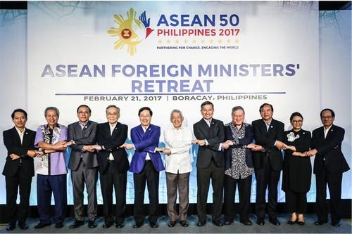 Chang duong 50 nam hinh thanh va phat trien cua ASEAN