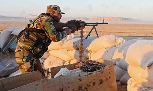 Quan doi Syria tran ngap thi tran  Al-Sukhnah-Hinh-2