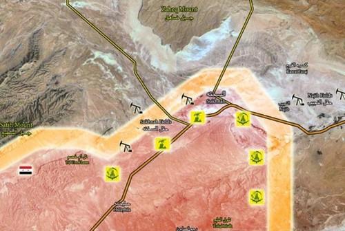 Quan doi Syria sap cong Deir Ezzor tu hai huong-Hinh-2