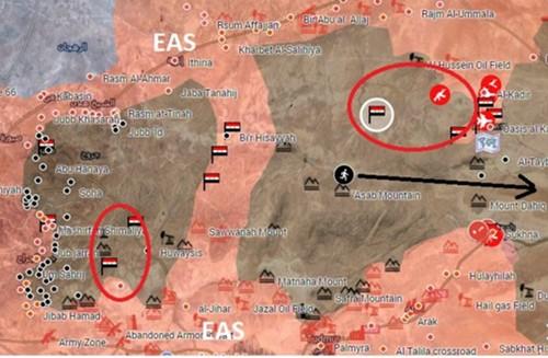 Ngay tan cua phien quan IS o mien Trung Syria-Hinh-2