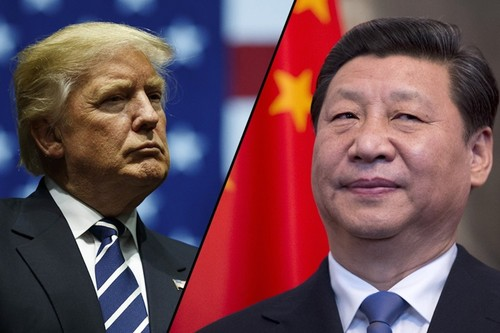 Ong Trump dung Trieu Tien che day cuoc chien thuong mai voi Trung Quoc