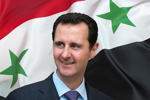 Tong thong Assad da thang trong cuoc chien Syria