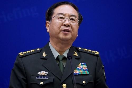 Trung Quoc dieu tra tham nhung cuu Tong Tham muu truong PLA?
