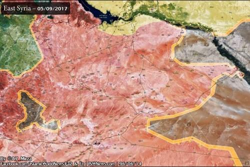 Tu lenh Luc luong Ho Syria truc tiep chi huy giai phong Deir Ezzor-Hinh-2