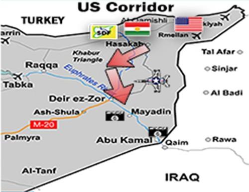 Quan doi Syria chan duong SDF toi thi tran Albu Kamal?-Hinh-3