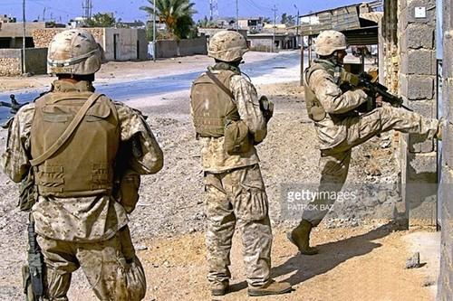 Al-Qaim: Chien truong ac liet sap toi cua Quan doi Iraq-Hinh-3