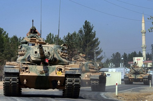 25.000 binh si Tho Nhi Ky, FSA se tien vao tinh Idlib?